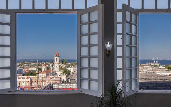 Cienfuegos - Melià San Carlos Hotel 4*