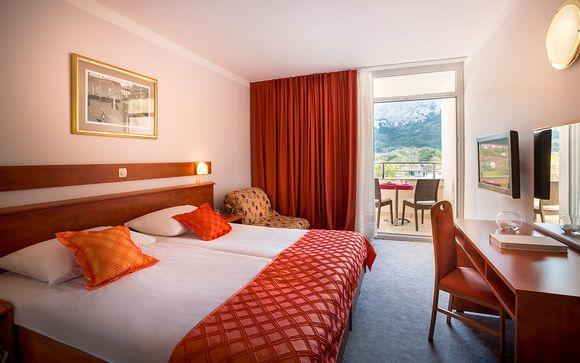 Baska - Corinthia Baška Sunny Hotel by Valamar