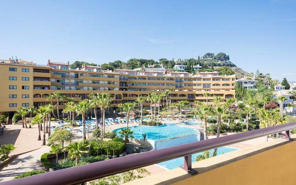 L'Hotel Best Alcázar Almuñecar 4*