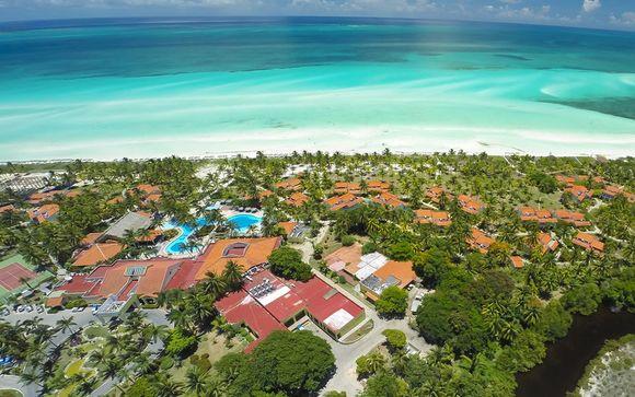 Soggiorno caraibico in resort 4* All Inclusive sulla spiaggia