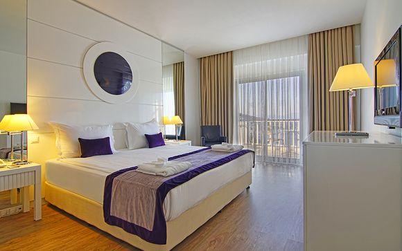 Soggiorno mare a Bodrum - Hotel Baia 5* (loc. Gündoğan)