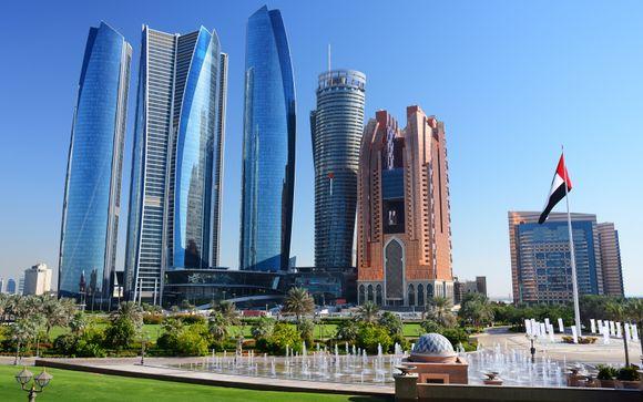 Alla scoperta di Muscat e Abu Dhabi