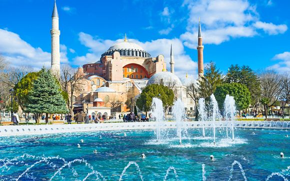 Hotel Occidental The Pera Istanbul 4*