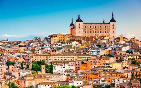 Andalusia in tour dalla Costa del Sol a Toledo