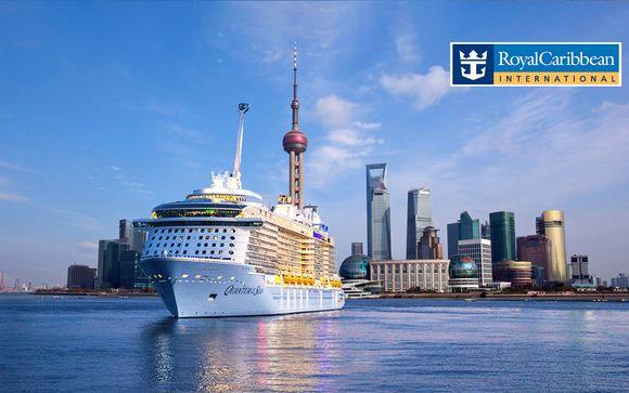 Crociera alla scoperta di Cina e Giappone + soggiorno libero 2 notti