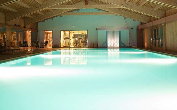 Hotel Palace Bormio Wellness & Beauty 4*