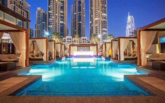 4* di classe a pochi passi da Burj Khalifa