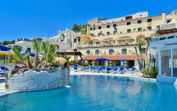 Hotel Terme Saint Raphael 4*