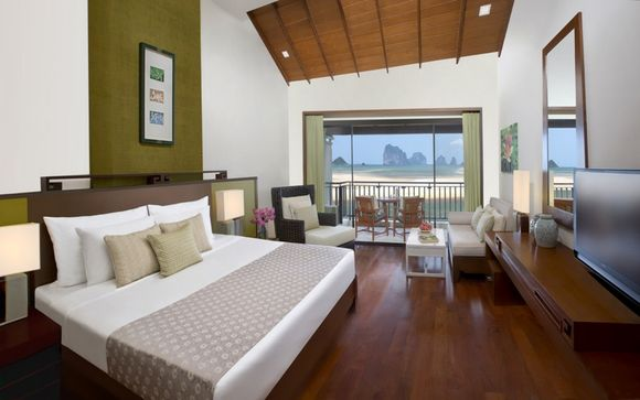 Si Kao - Anantara Si Kao Resort & Spa 5*