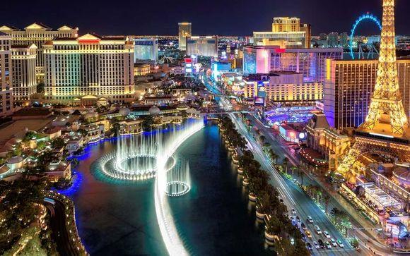 Alla scoperta di Las Vegas e Madonna