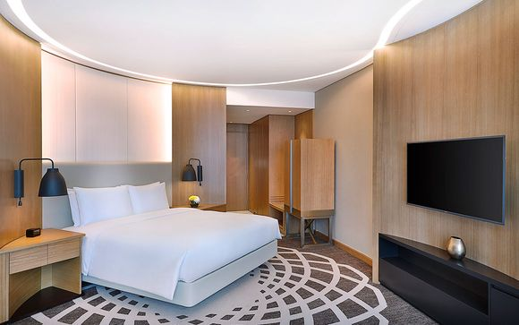Estensione a Dubai - Doubletree by Hilton Business Bay 4*