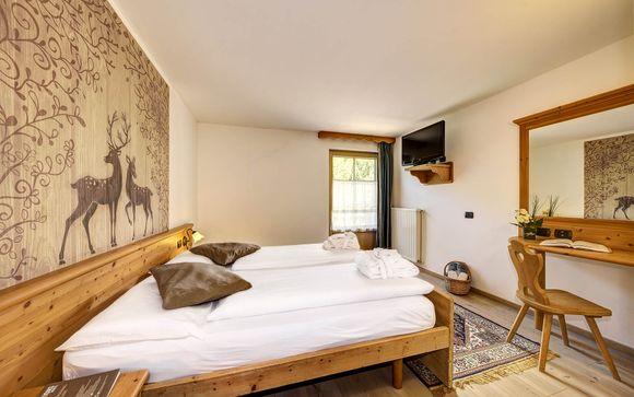 Il Villa di Bosco Hotel Apartments Wellness 4*