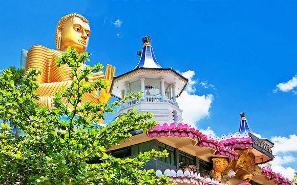 Autentica Sri Lanka in 4*