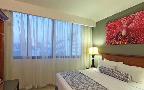 Crowne Plaza Panama City 4*