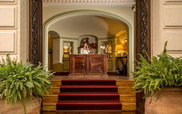 L'Hotel Locarno 5*