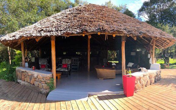 Masai Mara - Nyota Mara Lodge