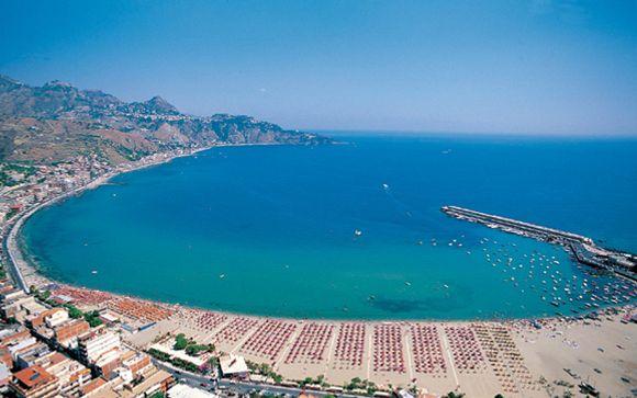 Giardini Naxos / Messina - Caesar Palace Hotel****