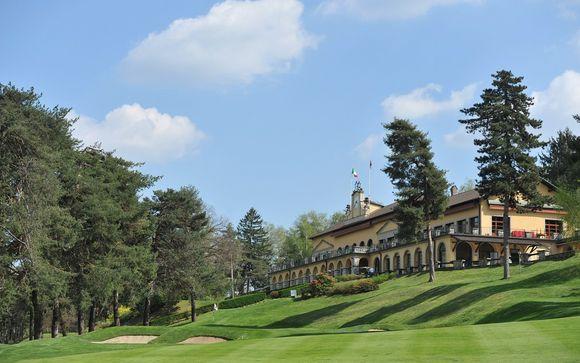 The Lodge Villa D'Este Golf Hotel