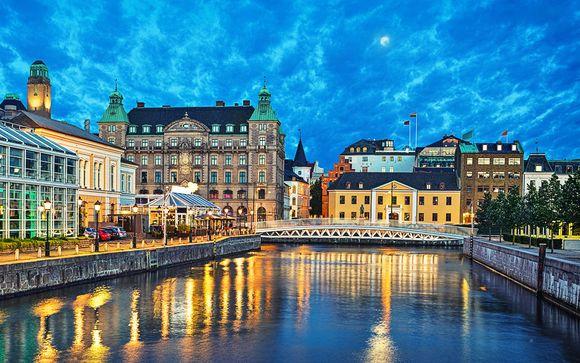 MJ Hotel Malmö 4*