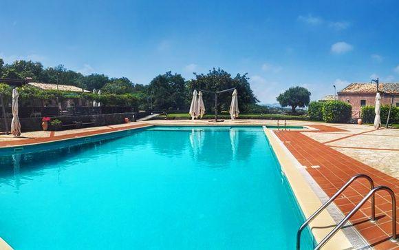 Hotel Borgata Baldazza