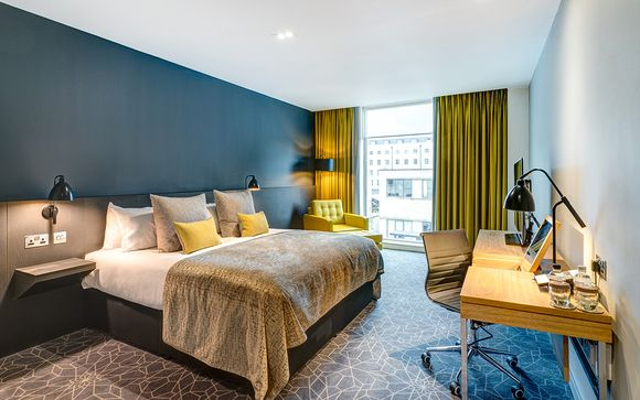 Apex City of Bath Hotel 4*