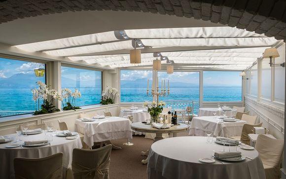 La Speranzina Restaurant & Relais 5*