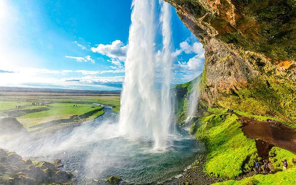 Tour tra le meraviglie d'Islanda