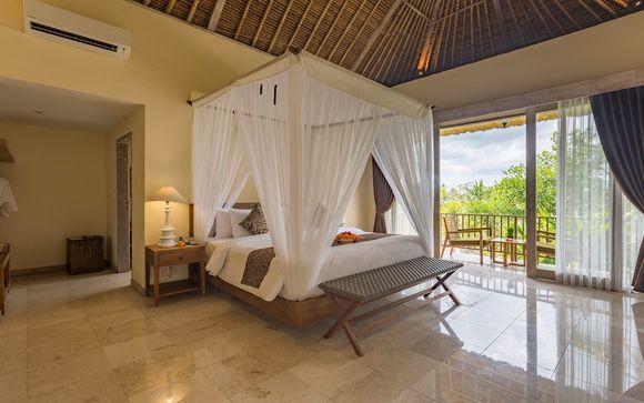 Ubud - Atta Mesari Resort 4*