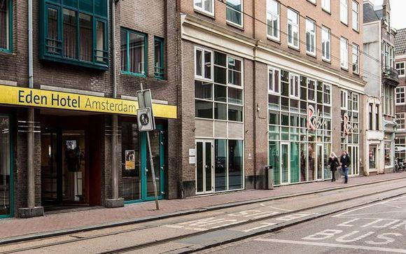 Eden Hotel Amsterdam 4*