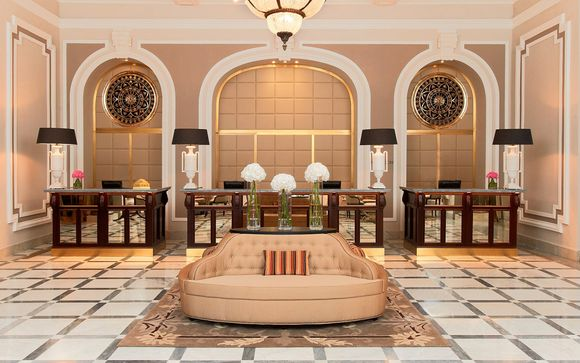 Hotel Maria Cristina, a Luxury Collection Hotel 5*
