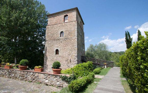 Il Torre Santa Floria Relais 4*