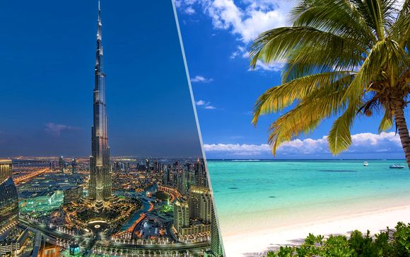 Pullman Dubai Jumeirah Lake Towers 5* + Sofitel l'Impérial Resort & Spa 5*