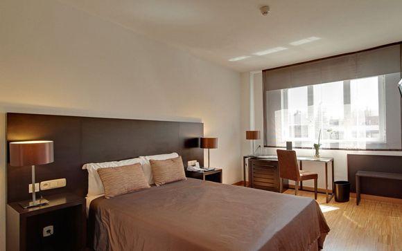 Hotel Rafael Atocha 4* o similare