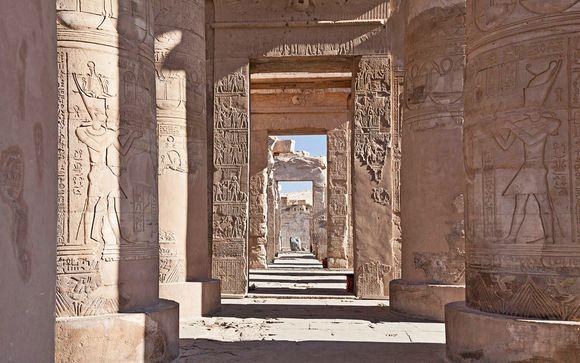 Crociera sul Nilo Luxor/Aswan/Luxor ed Aswan/Luxor/Aswan
