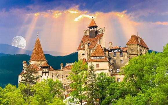 Tour Transilvania, Bucarest e i castelli dei Carpazi