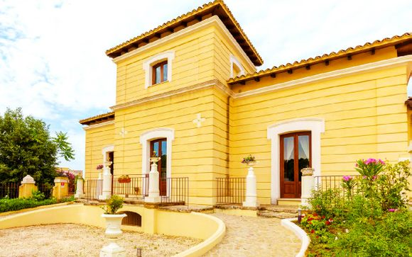 L'Hotel Villa Calandrino 4*