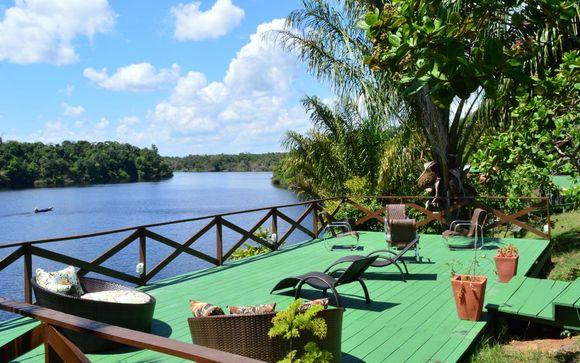 Manaus - Evoluçao Lodge