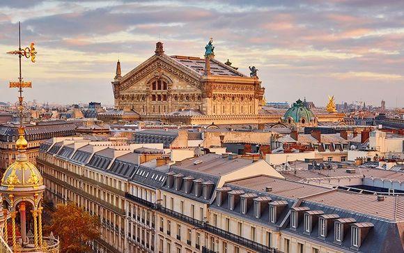 Accesso riservato all'Opera Garnier