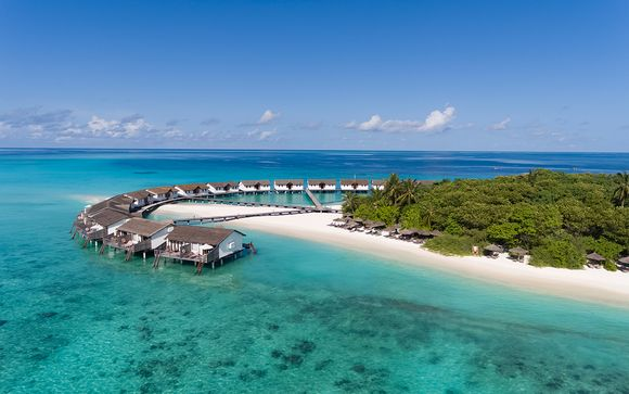 Il Reethi Beach Island Resort 4*