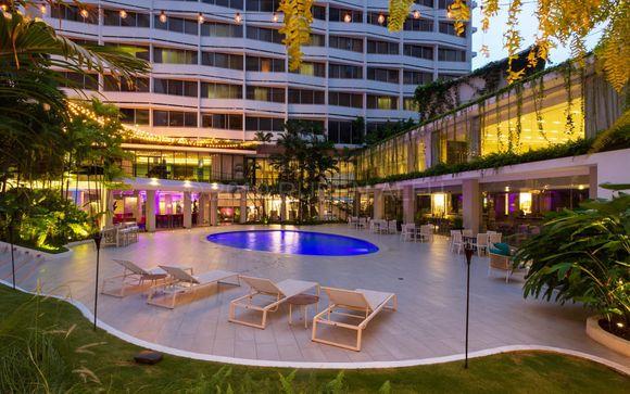Panama City - Continental Hotel Panamá 4*
