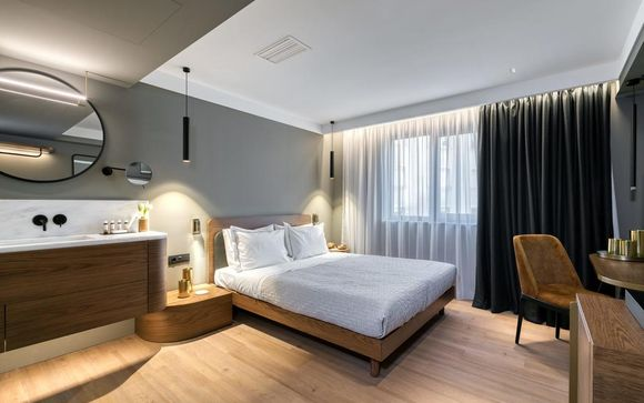 Atene - Blend Hotel Athens 4*