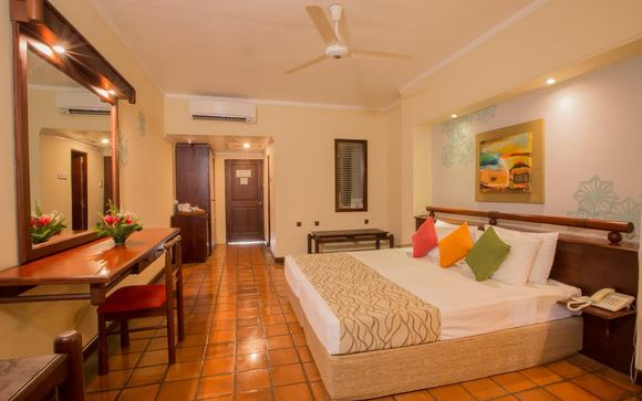 Beruwala - The Palms Hotel 5*