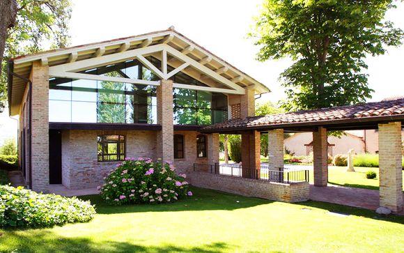 Tenuta Santi Giacomo e Filippo - Urbino Resort Hotel 4*