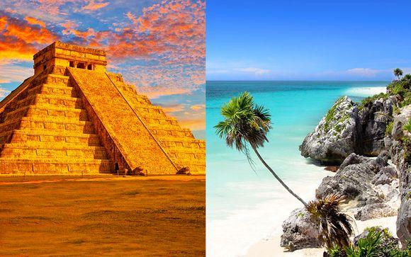 Minituour Yucatan & Mare
