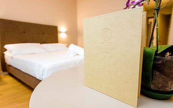 L'Hotel Politeama 4*