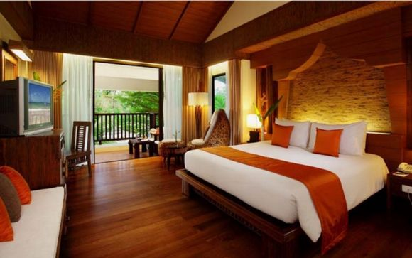 Hotel Centara Tropicana 4*