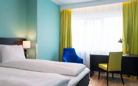 Oslo - Il Thon Hotel Europa Oslo 4*