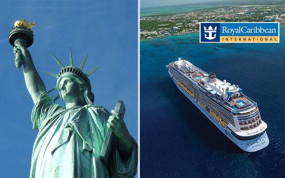 Four Points by Sheraton New York Downtown + Crociera Royal Caribbean alle Bahamas