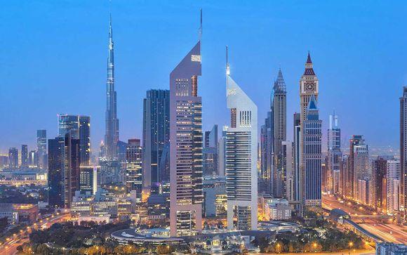 Icona di lusso e design 5* nei pressi del Burj Khalifa