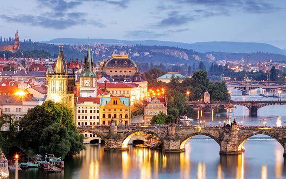 Hotel Occidental Praha Wilson 5*